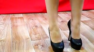 Teen, Feet, Heels Fetish, Foot Fetish, Young, Russian, Verified Amateurs, Kink, Teenager, Fetish Shoes