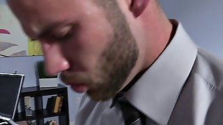 Gay, Anal, Blowjobs, Office