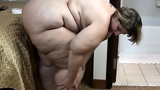 Busty Amateur Homemade Swallow