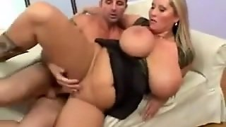 Blonde Milf With Big Tits
