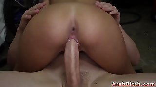 Arab, Hijab, Uniform, Money, Army, Blowjob, Amateur