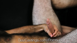 Hd Gaycastings - Josh Hairy Asshole Is Pounded By The Casting Agent