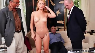 Sugar Daddy Homemade Frannkie And The Gang Tag Team A Door To Door Saleswoman