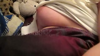 Big Tits Upblouse In A Bed