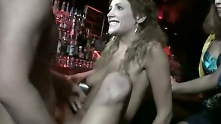 Sex Crazed Women Have Fun With Stud