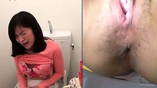 Asian Teen Squirting Pee