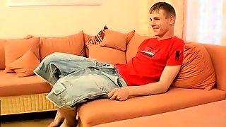Spanking Young Jack Gay Caught Wanking & Spanked!
