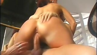 Busty Babes Lucie And Silvia Gets Banged Hard