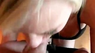 Bibi Jones Sucking And Riding Cock
