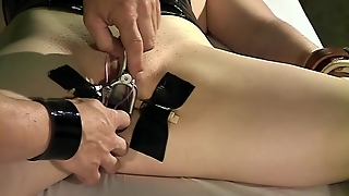 Medical Bdsm Gyno Insertion Sex And Electroplay