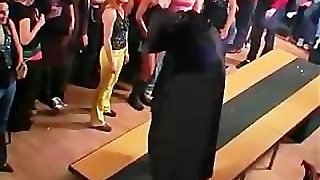 Sexy Babes Dancing On Party
