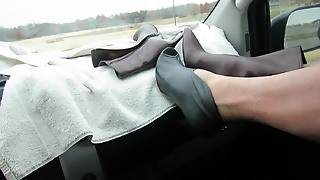 Changing Boots