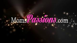 Moms Passions  Passionate Love With A Mommy