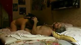 Married Russian Couple Banging