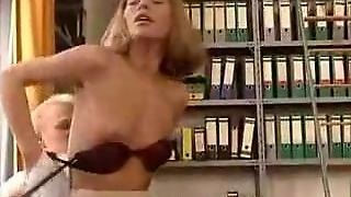 Anal, Blondes, Office