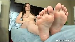 Foot Fetish Daily-2 Interviews