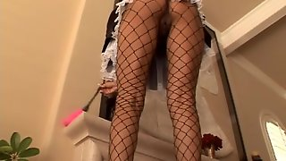 This Maid Likes It Anal