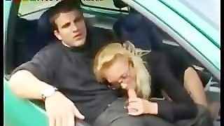 Driving School - French Milf