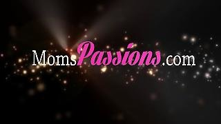 Moms Passions  Mom Enjoys Great Weekend Fuck