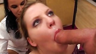 Young Slut Gets An Interview For A Job
