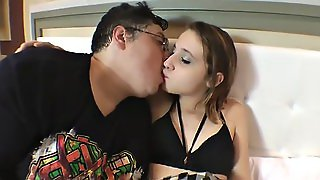 Deep-Kiss And Jerk Fat Ugly Old Pervert Fuck