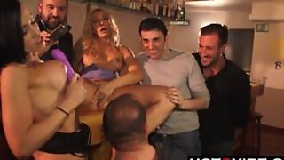 Spanish Squirting Party