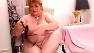 Mature Sex Toy Webcam