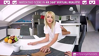 Breakfast, Masturbation, Hd Videos, Vr Bangers, Pov, Babes, Blondes, Pussy Masturbation