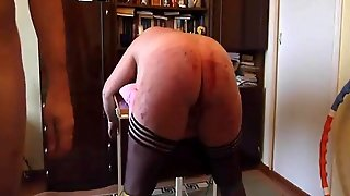 Perfect Amateur Slave Punishment