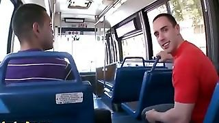 Hardcore Anal On The Bus