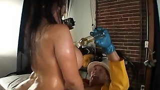 Daphne Rosen And Her Anal
