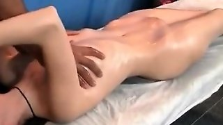 Pussy Massage And Ass Massage Fuck