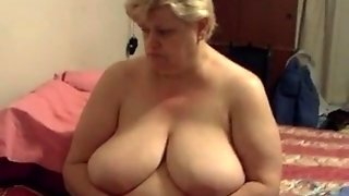 Check My Milf - Bbw Granny Milf With Saggy Big Tits