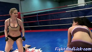 Bigtit Eurobabes Wrestling And Pussyrubbing