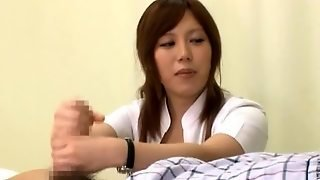 Asian, Handjob, Reality, Japanese, Uniform, Nurses, Hd