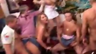 Swingers Gangbang Party Extreme