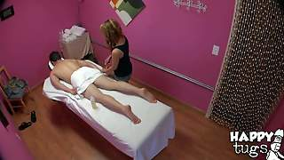 Mandi Miami Is A Hot Bodied Asian Masseuse In Tight