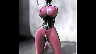 3D, Hentai, Animated, Fetish, Bondage, Cartoon, Femdom, Lesbian