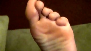 Hot Foot Sniffing And Foot Worship
