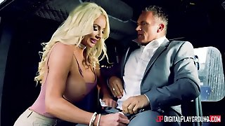 Nicolette Shea - Fly Girls Final Payload