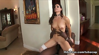 India Summer In Interracial Sex With India Summer.