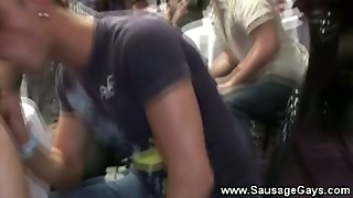 Public Real Blowjobs At Party