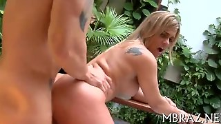 Pussy-Hammering And Anal Fuck