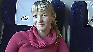 Public Sex On A Train