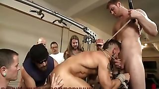 Asshole, Gay Public, Ass Fuck, Public Gay, Gay Tied Up, Bound Up, Fuck His Ass, Bound Tied