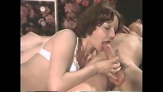 Group Sex, Hairy, Threesomes, Vintage