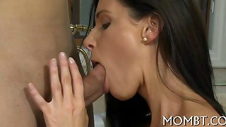 Explicit And Wild Threesome Blowjob
