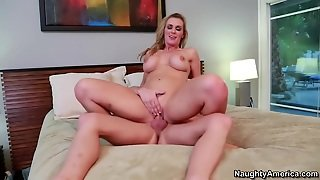 Tanya Tate & Kris Slater In Seduced By A Cougar