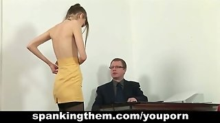 Secretary Office, Shaved Ass, Boss Office, Ass Spanking, Secretary Spanking, Spanking Secretary, Boss In The Office, Humiliation Skinny, Humiliation Ass, Office And Secretary