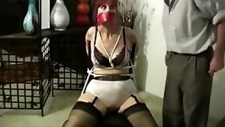 Hot Chick Office Torture